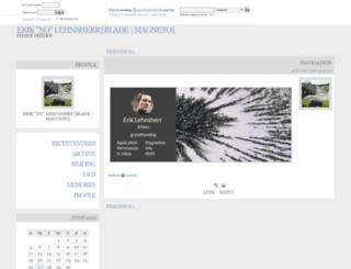 grandstanding.dreamwidth.org screenshot