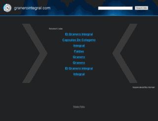 granerointegral.com screenshot