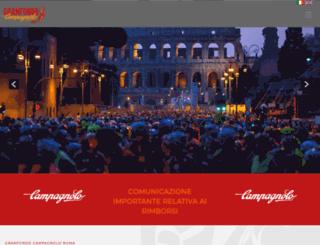 granfondoroma.com screenshot