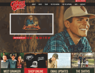 grangersmith.com screenshot