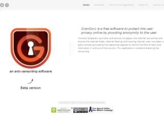 grangorz.org screenshot