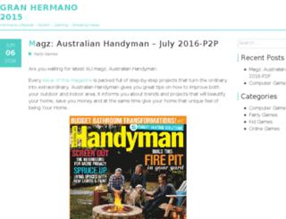 granhermano2015.net screenshot