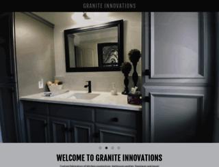 graniteinnovations.com screenshot