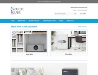 granitesafes.co.uk screenshot