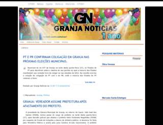 granjanoticiaonline.blogspot.com screenshot
