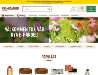 granngarden.com screenshot