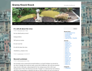 grannyknockknock.co.uk screenshot