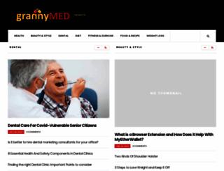 grannymed.com screenshot