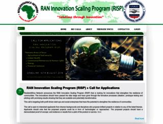 grants.ranlab.org screenshot