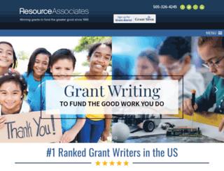 grantwriters.net screenshot