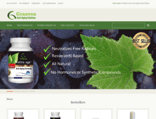 granvon.com screenshot