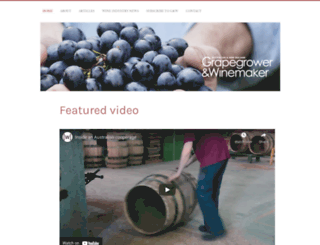 grapegrowerandwinemaker.wordpress.com screenshot