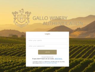 grapevine.ejgallo.com screenshot