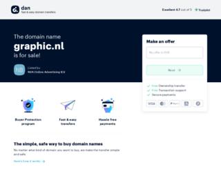 graphic.nl screenshot