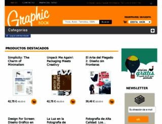 graphicbook.com screenshot