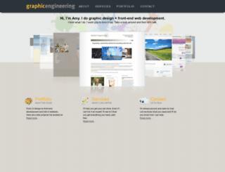graphicengineering.com screenshot