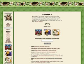 graphicgarden.com screenshot