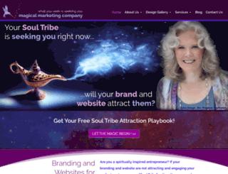 graphicgirlz.com screenshot