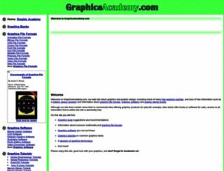 graphicsacademy.com screenshot