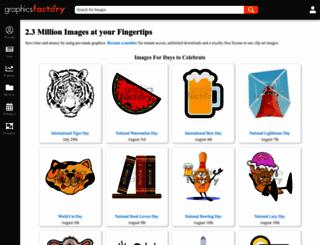 graphicsfactory.com screenshot