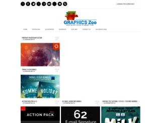 graphicszoo.blogspot.com screenshot
