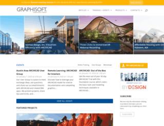 graphisoftus.com screenshot