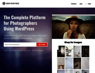 graphpaperpress.com screenshot