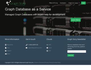 graphstory.com screenshot