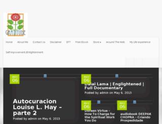 gratefulvibration.com screenshot