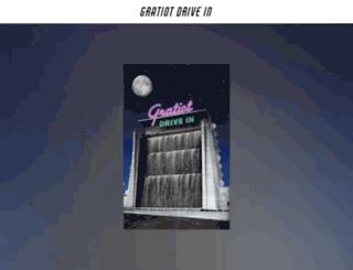 gratiotdrivein.com screenshot