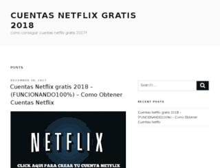 gratis-netflix.com screenshot