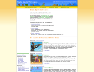 gratisspiele-downloads.de screenshot