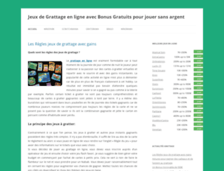 grattages-en-ligne.net screenshot