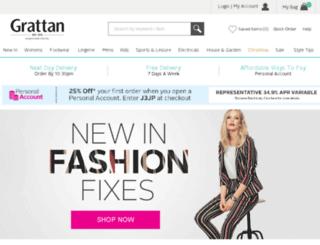 grattan.co.uk screenshot