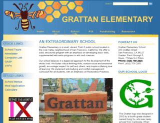 grattanes-sfusd-ca.schoolloop.com screenshot