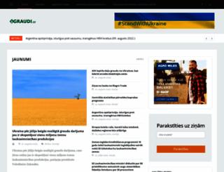 graudi.lv screenshot