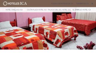 grauhotelica.com screenshot