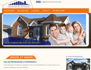 graveletgravel.com screenshot