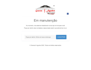 graveseagudos.com screenshot