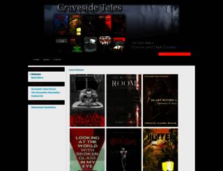 gravesidetales.com screenshot