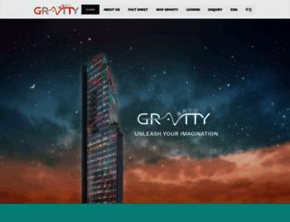 gravity.hk screenshot