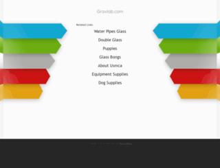 gravlab.com screenshot