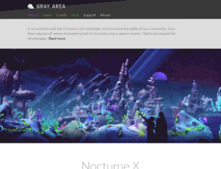 grayarea.org screenshot