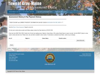 grayme-assessment-data.org screenshot