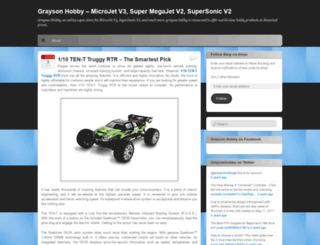 graysonhobbyga.wordpress.com screenshot