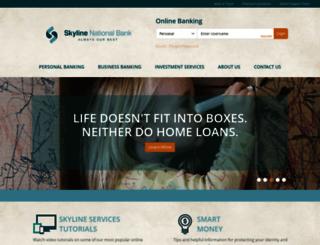 graysonnationalbank.com screenshot