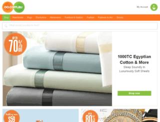 graysoutlet.com.au screenshot