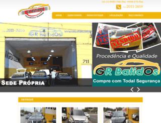 grbatidos.com.br screenshot