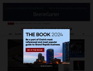 grbj.com screenshot