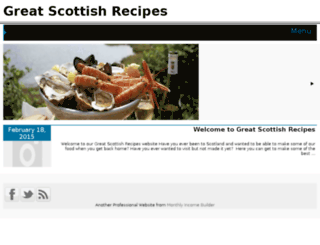 great-scottish-recipes.how2.us screenshot